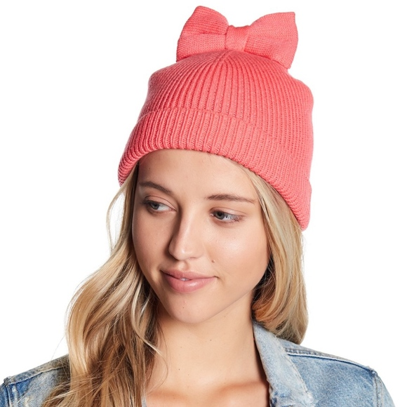 a61fadf8b8b7b Kate Spade New York Bow Beanie